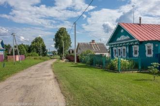 Деревня Шаньково