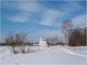 Весенние фотографии города Гороховца