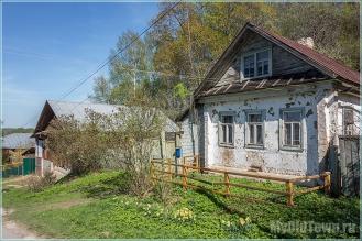 Гороховец. Старые дома на ул. Советской