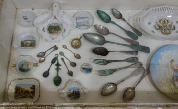 Посуда XIX века