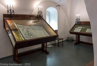 Музей старинных книг в Суздале