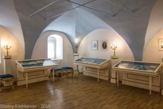Залы музея старинных книг в Суздале