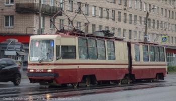Трамваи Санкт-Петербурга