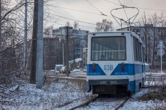 Дзержинский трамвай