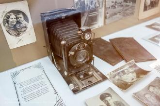 Фотокор-1. Советский пластиночный складной фотоаппарат 1930—1940-х годов