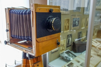 Фотоаппарат из фотоателье