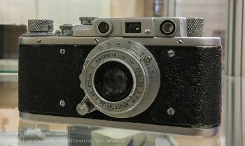 Пленочный фотоаппарат Зоркий