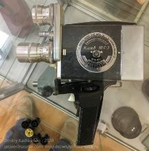 Кинокамера Киев 16С-3 со сменными объективами