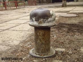 Фото артефакта на улице Ленина в Волгограде