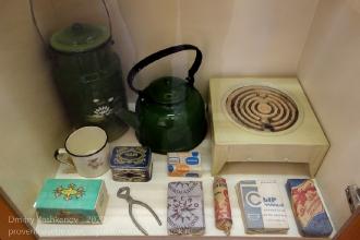 Кухонные принадлежности и продукты