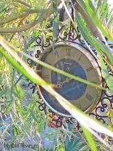 Часы настенные «Янтарь» Орловского часового завода. Вторая жизнь
